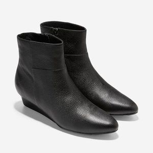 Cole Haan Talie Luxe Pointed Toe Ankle Boots